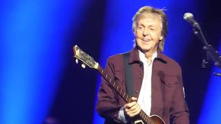 Paul McCartney with Hot City Horns - Letting Go [Live at Tauron Arena, Kraków - 03-12-2018]