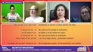 Secretos Rikuderos - Qué esconden las letras de los rikudim