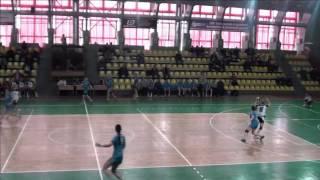 Гандбол 13/04/2012 Гомель - БНТУ-БелАЗ