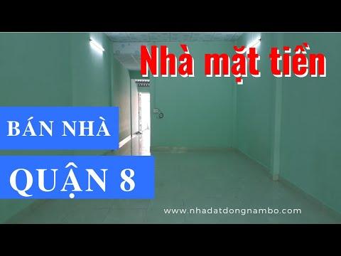 Chính Chủ Bán Nhà Mặt Tiền Trịnh Quang Nghị Phường 7 Quận 8 Dưới 4 Tỷ Mới Nhất 2020