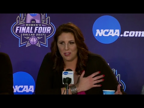 News Conference: Stanford Final Four Postgame