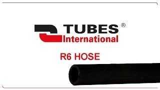 Textile Braid Hydraulic Hose EN 854 R6