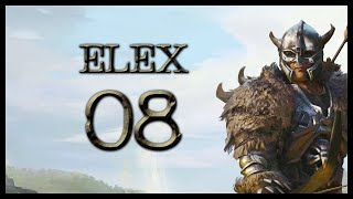 ELEX Gameplay Walkthrough Let's Play Part 8 (ADMITTING THE PAST)