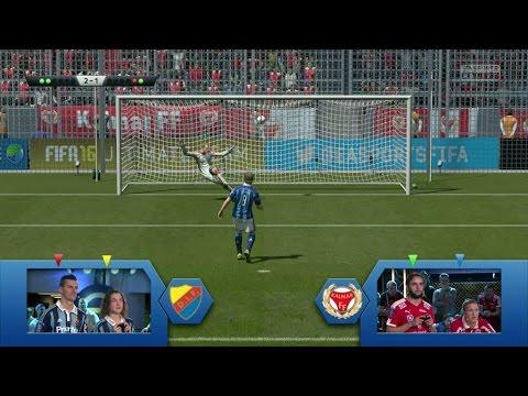 Hela matchen när Dif gick till kvart efter straffdrama - TV4 Sport