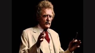"Hal Holbrook as ""Mark Twain Tonight!"""