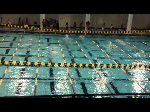 2014-07-12 DeKalb County Championships - 8U 25 fly - Nasir