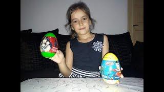 A101SÜRPRİZ  YUMURTALARI AÇTIK  /  Surprise egg