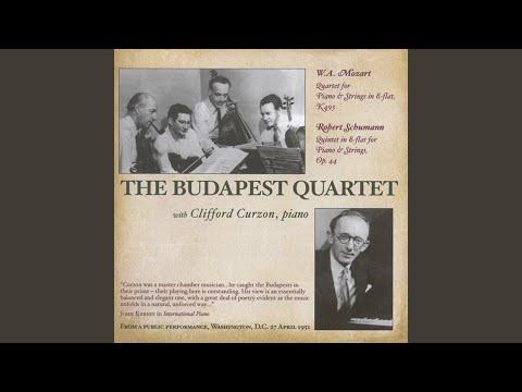 Piano Quartet No. 1 In G Minor, K. 478: I. Allegro