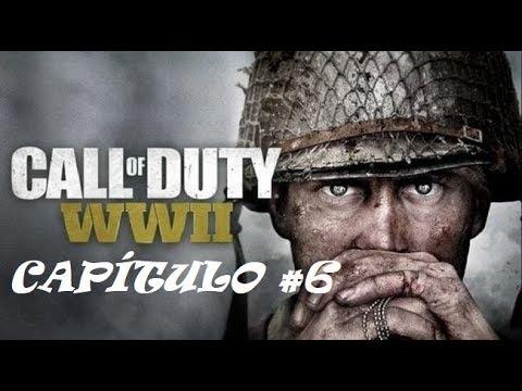 Call of duty: World War 2 -- Historia en directo #6 -- Español / Castellano