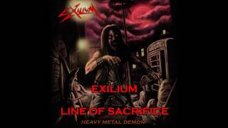 Exilium - Line Of Sacrifice (Offici...