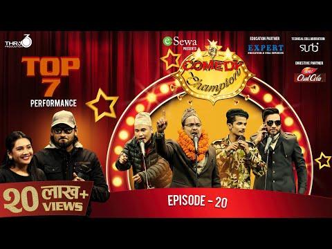 Comedy Champion - Episode 20
