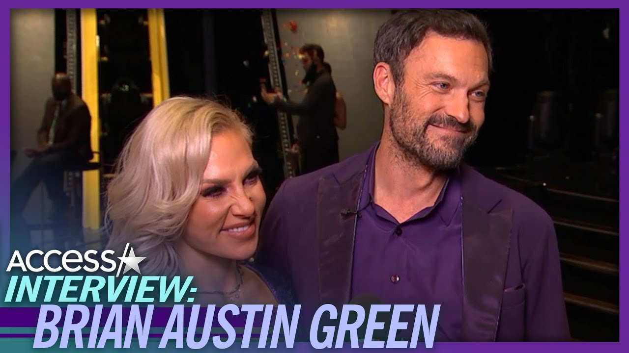 Sharna Burgess explains why 'DWTS' with Brian Austin Green is a ...