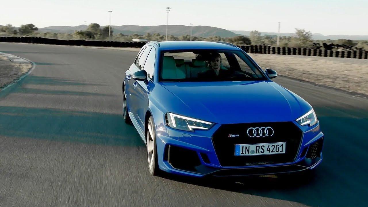 Audi RS Avant YouTube - Audi rs4