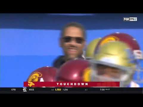 Football: USC 27, UCLA 34 - Highlights 11/17/2018