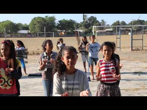 Timor Leste Spectacle musical / East Timor Musical show
