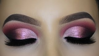 Rose Gold Smokey Eyes Makeup Tutorial