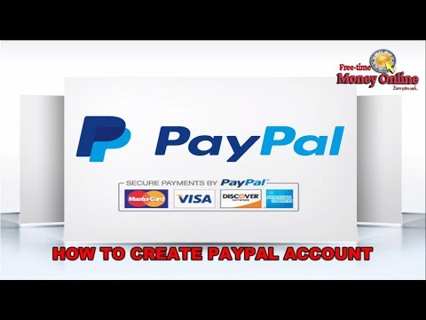 How To Create Paypal Account Without Credit Or Debit Card