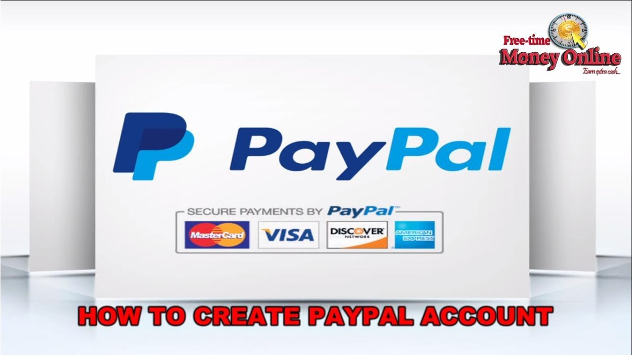 How to create a paypal account without credit or debit card youtube magicingreecefo Images