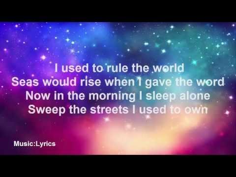 viva-la-vida-coldplay|-lyrics