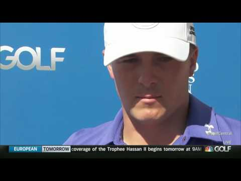 (HD) 2015 Valero Texas Open Round 3 Jimmy Walker stretches leading on top