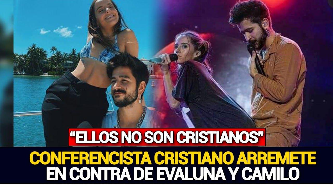 Download CONFERENCISTA CRISTIANO DENUNCIA CAMILO Y EVALUNA NO SON CRISTIANOS Y NO SON EJEMPLOS PARA NOSOTROS