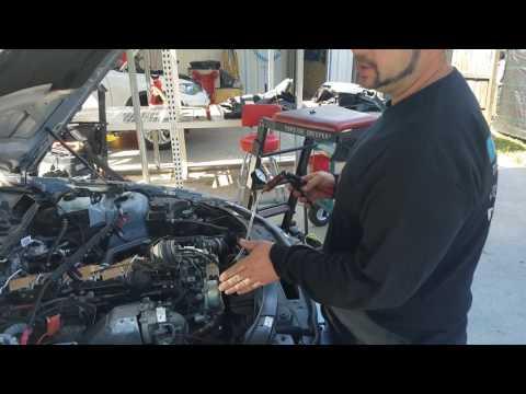 BMW Diesel 335d and x5 35d high pressure underboost