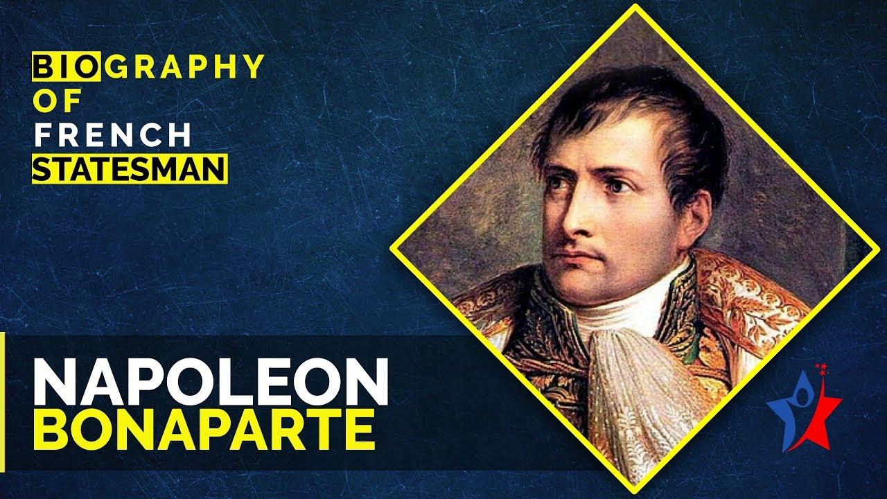 Napoleon Biography Book