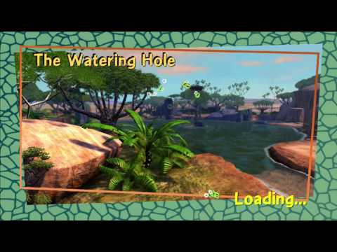 Madagascar Escape 2 Africa playthrough 5 Marty's Race and Melman's Clinic