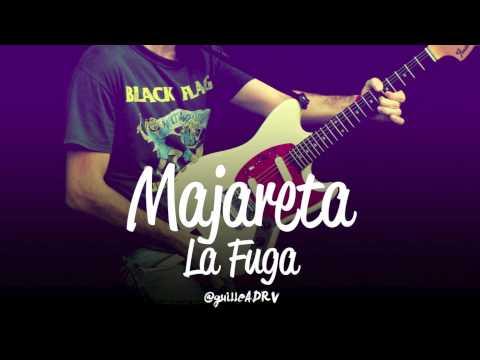 Majareta La Fuga cover