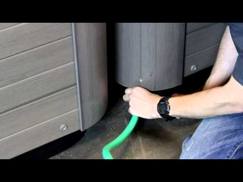 How to Drain Your Hot Tub