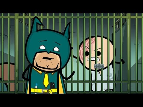 On The Wings of a Battman - Cyanide & Happiness Shorts