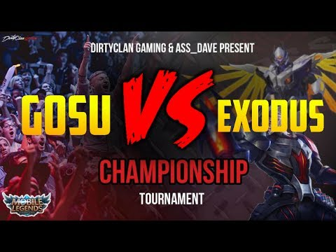 GOSU vs Exodus | Galawan vs. Frenetik | MOBILE LEGENDS NA CHAMPIONSHIP