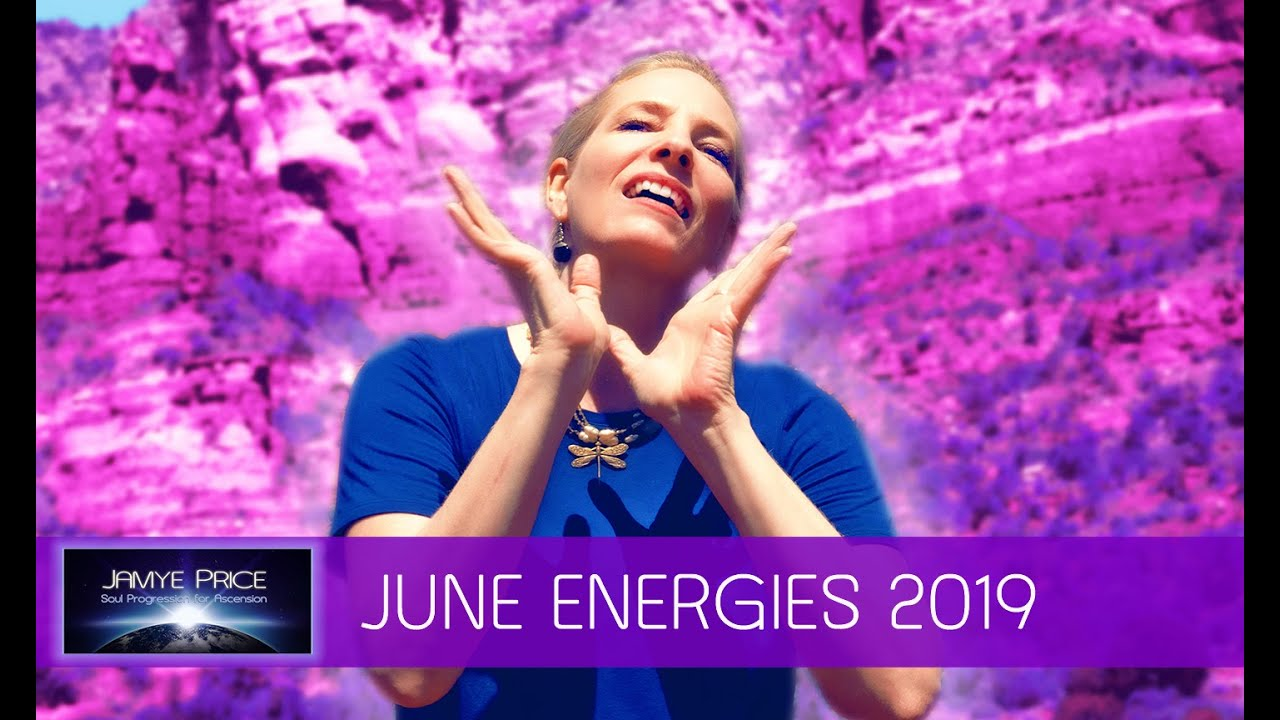 June Ascension Energies – Rebirth   JamyePrice com