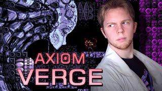 Axiom Verge Review - Nitro Rad