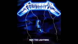 Metallica - Ride The Lightning HQ (Full Album)