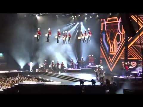 Madonna MDNA Tour - Abu Dhabi (Video 3)