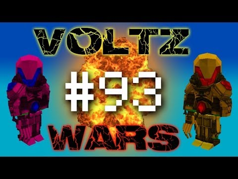 Minecraft Voltz Wars - The World Eater! #93