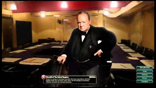 Great Britian - Churchill | Peace