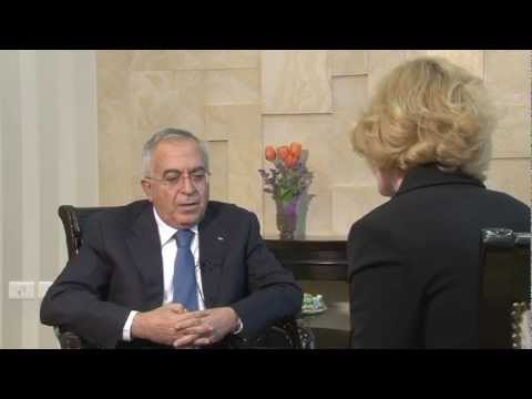 Prime Minister Fayyad on UN Statehood Vote, Israeli Settlements ...