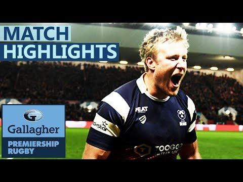 Bristol 28-24 Gloucester | Bears Comeback In Classic Derby | Gallagher Premiership - Highlights