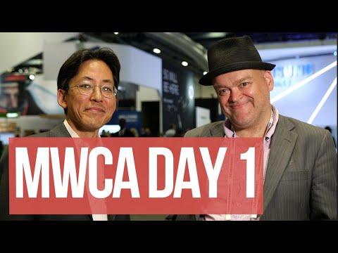 MWC Americas Day 1 Recap