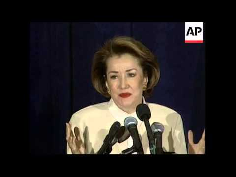 USA: ELIZABETH DOLE PULLS OUT OF PRESIDENTIAL RACE