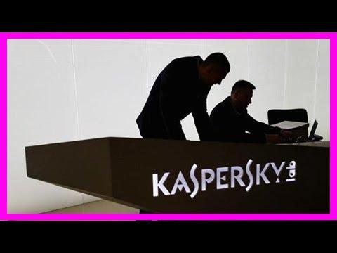 Israeli spies found russians using kaspersky software for hacks - media