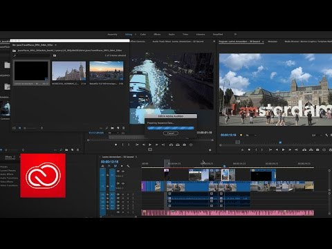 Make the Most of Dynamic Link (April 2017) | Adobe Creative Cloud