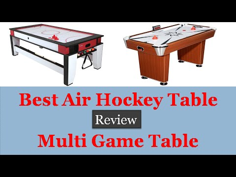 Best Air Hockey Table Top 10 Multi Game Table Reviews