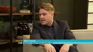 Author, Riaan Fourie's new book - Interview 1-3