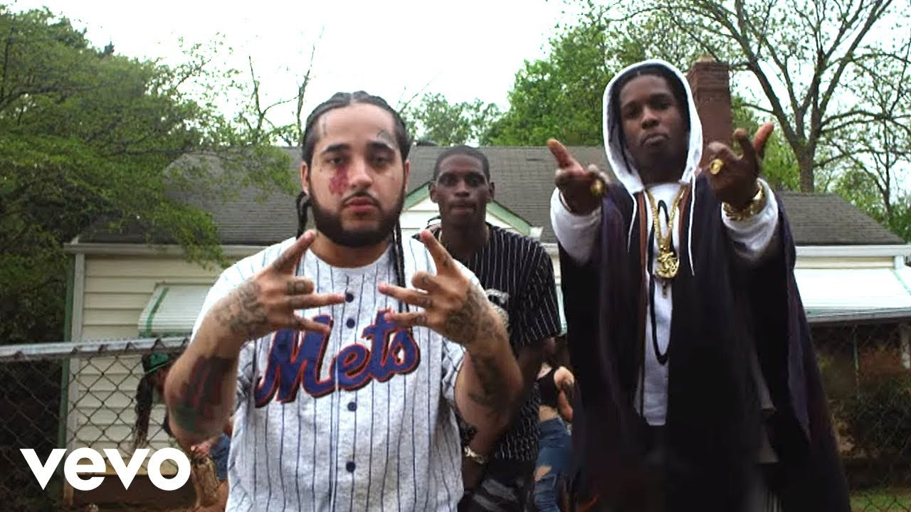 A$AP Mob - Hella Hoes ft. A$AP Rocky, A$AP Ferg, A$AP Nast, A$AP Twelvyy