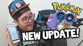 THE MOST INTERESTING TIME YET TO RELEASE A POKEMON GO UPDATE! - (Pokémon GO Update 0.83.1)