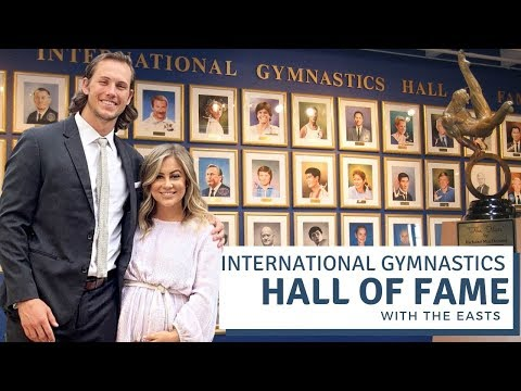 hall of fame induction | Shawn Johnson