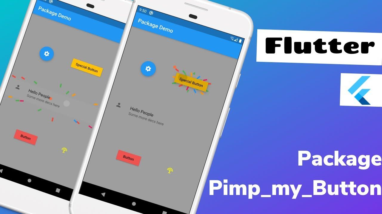 Make Any Widget/Object Pressable in Flutter